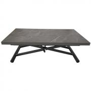 Стол трансформер B 2448 серый мрамор