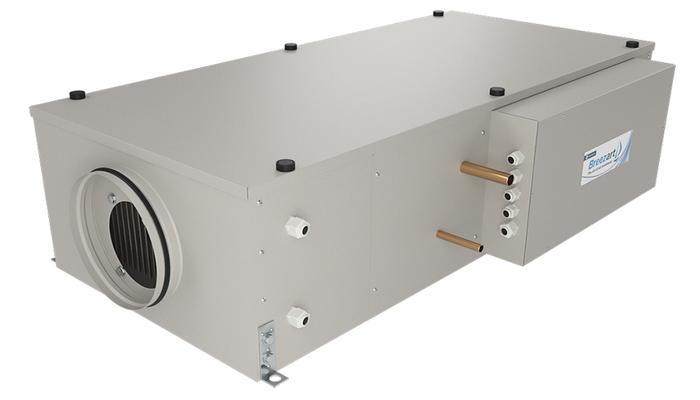 Приточная установка Breezart 1000 Lux F 18 - 380/3