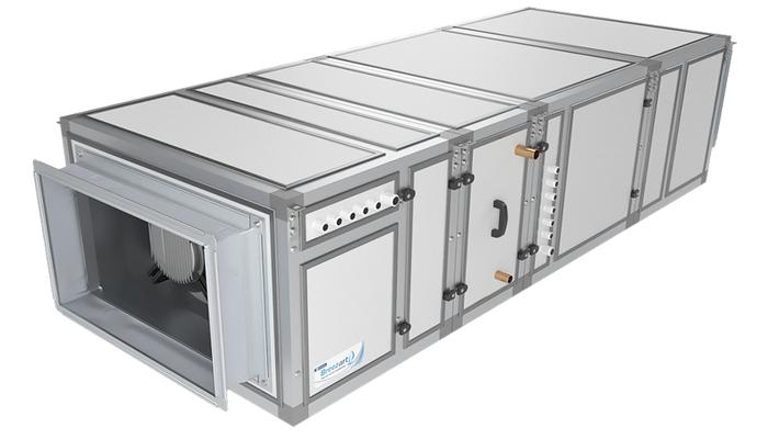 Приточная установка Breezart 6000 Lux F 75 - 380/3