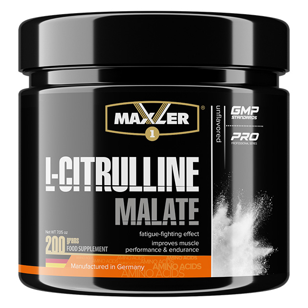 Maxler - L-Citrulline Malate