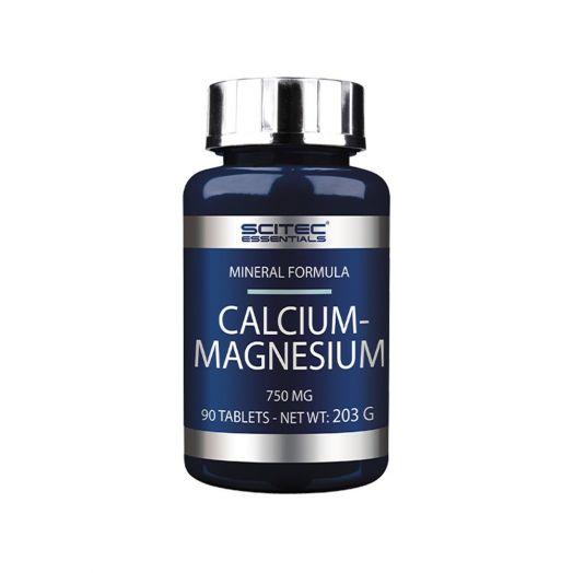 Scitec - Calcium-Magnesium 750 mg