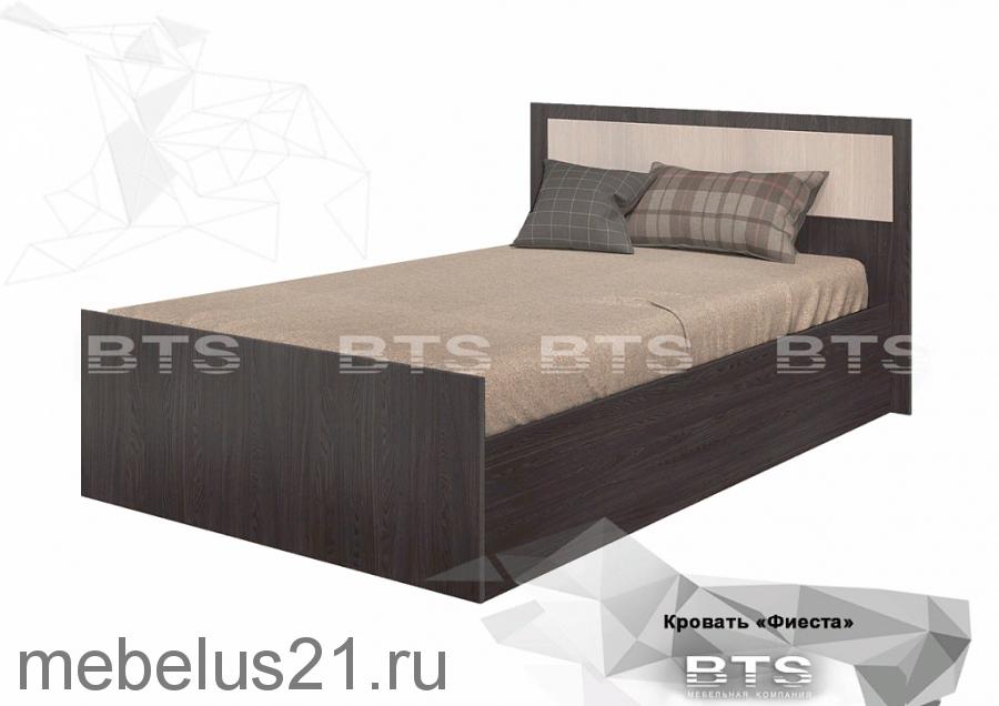 Кровать 1,2 Фиеста