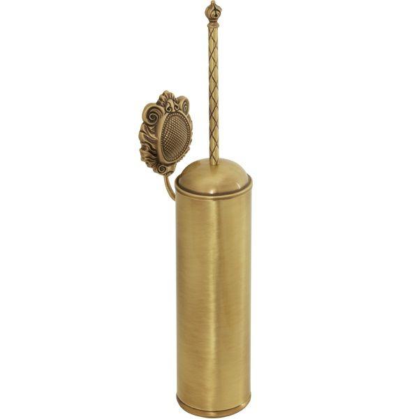 Ершик для туалета Migliore Cleopatra ML.CLE-60.703.BR бронза ФОТО