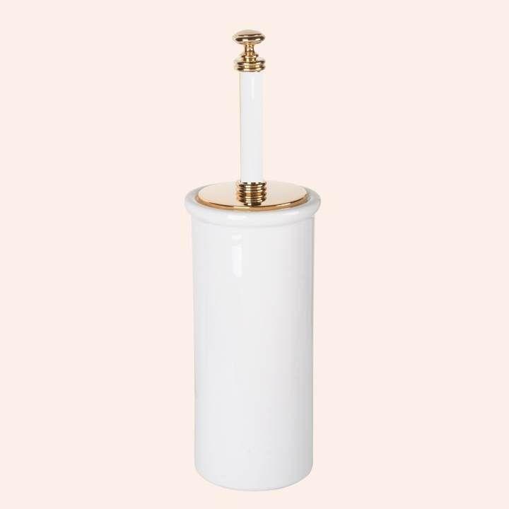 Ершик для туалета Tiffany World Harmony TWHA120bi/oro ФОТО