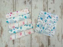 Пеленки для новорожденных C-PE600-IT /интерлок-пенье/ 95х110