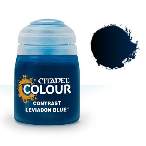 Контрастная краска Leviadon Blue 29-17
