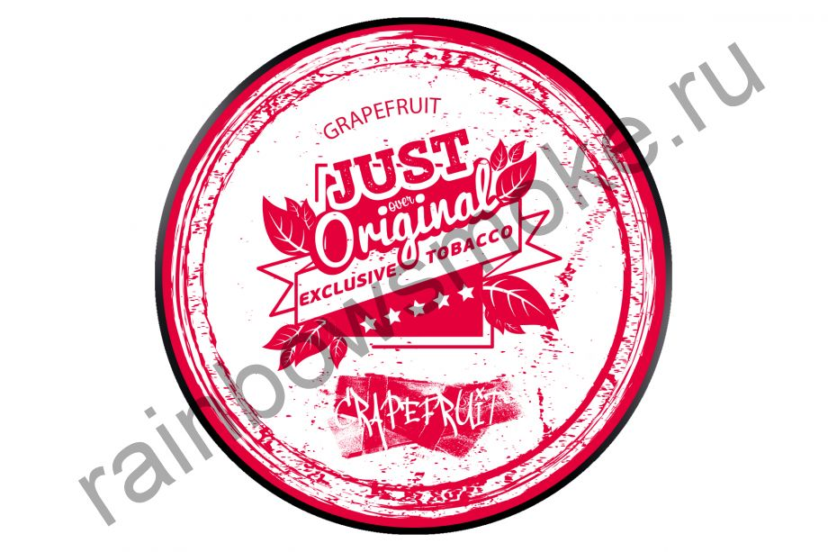 Just Over Original 100 гр - Grapefruit (Грейпфрут)