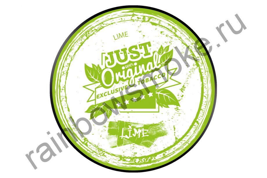 Just Over Original 100 гр - Lime (Лайм)