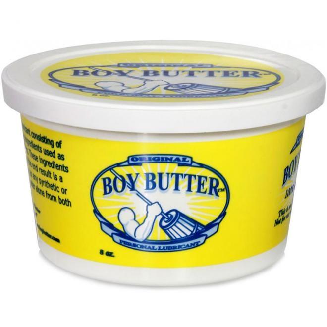 Boy Butter Original-Лубрикант на масляной основе 1 уп. 237 мл.