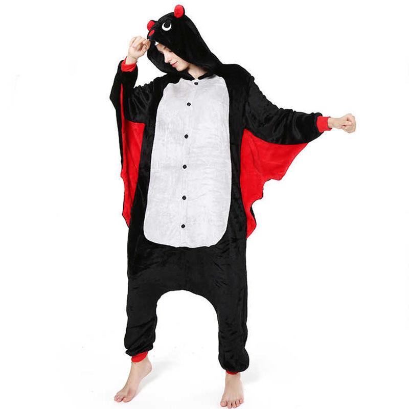 Пижама Кигуруми Летучая Мышь Премиум
