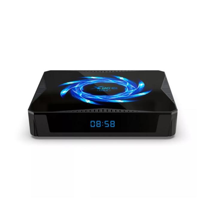 ТВ-приставка X96Q Max 4/32 Гб Android 10.0