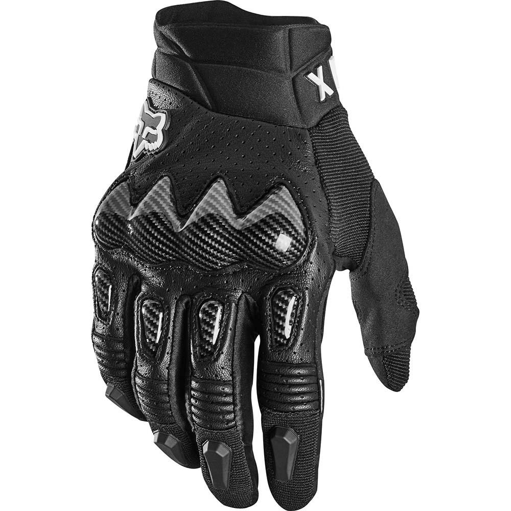 Fox 2021 Bomber Black перчатки