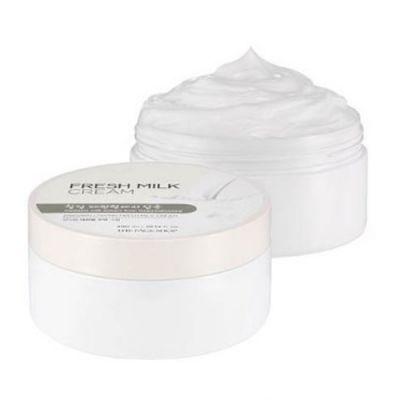 Крем для лица с экстрактом молока The Face Shop DAEGWALLYEONG FRESH MILK CREAM 300мл