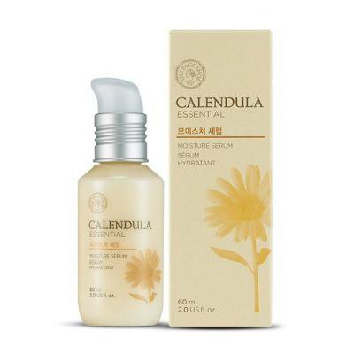 Сыворотка увлажняющая с календулой The Face Shop Calendula Essential Moisture Serum 2017N 40мл