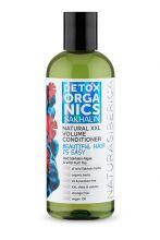 """Detox organics Sakhalin Бальзам для всех типов волос """"Объем и уход"""", 270 мл"""