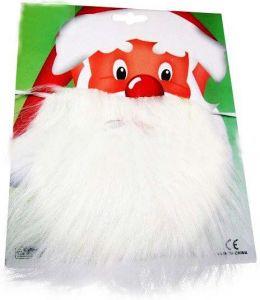 Борода Деда Мороза (12 см)