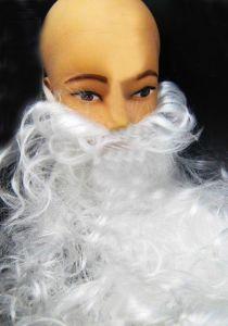 Борода Деда Мороза (38 см)