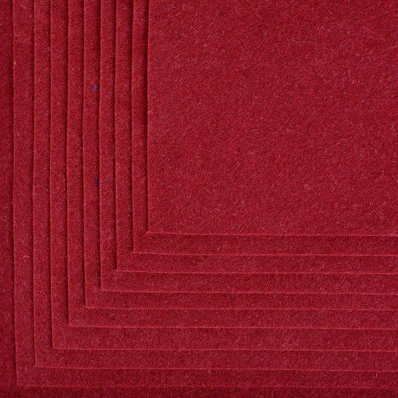 Фетр 1 мм лист 20 х 30 см, мягкий (TBY.FLT-S1)