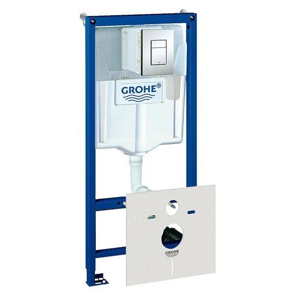 Инсталляция Grohe Rapid SL 38827000 5 в 1 с кнопкой смыва ФОТО