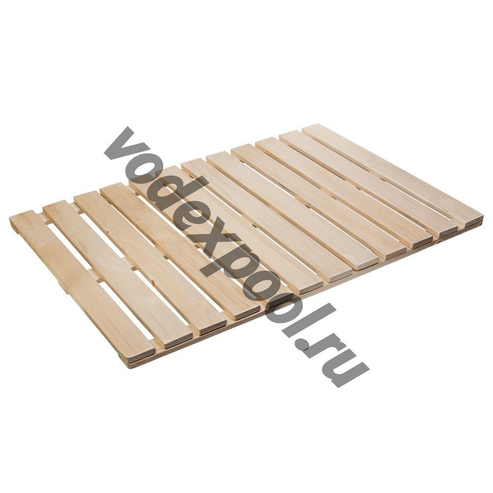 Трап деревянный узкий