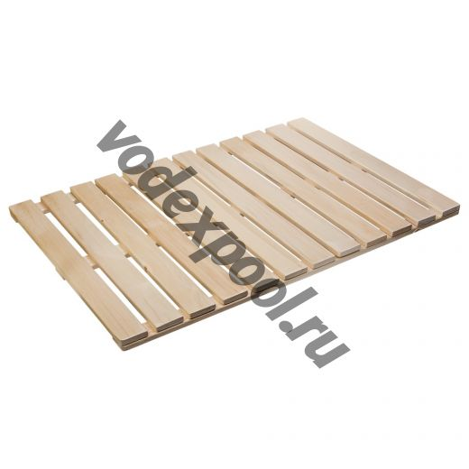 Трап деревянный узкий 30*80