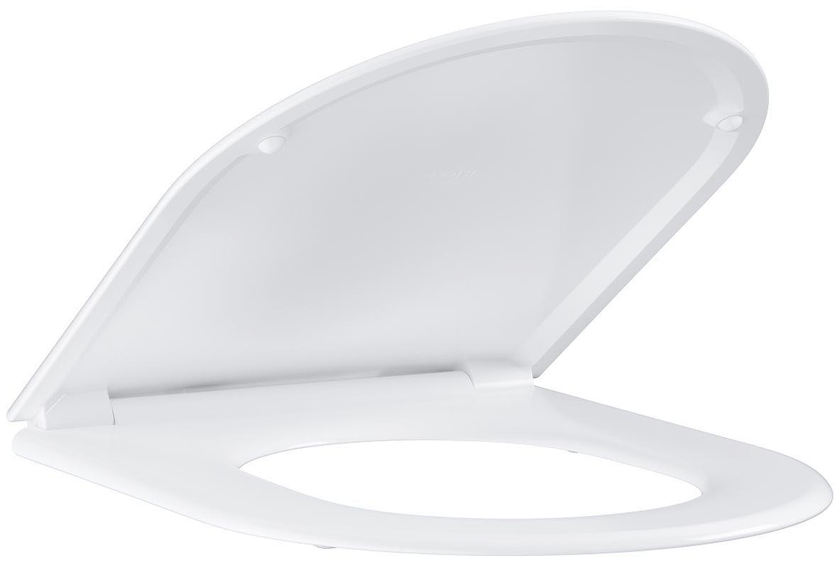 Сиденье с крышкой для унитаза Grohe Essence 39576000 стандарт ФОТО