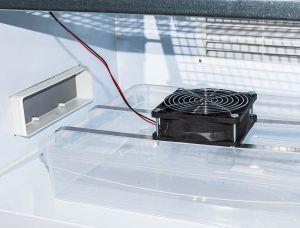 Гравитационный клапан для инкубатора