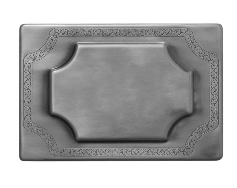 Декоративная панель слива Migliore хром ML.PLC-27.053.CR ФОТО