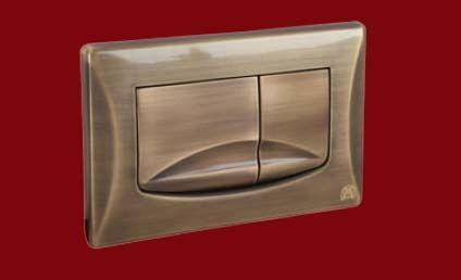 Клавиша двойная универсальная Migliore River dual ML.PLC-27.052 ФОТО