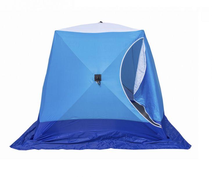 Палатка КУБ-3 LONG трехслойная СТЭК 2,2*2,5*2