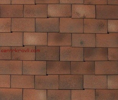 PLAIN TILE SANDED AND RUSTICA TURF