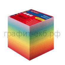 Куб 9х9 800л. радужный/склейка Herlitz 10901973