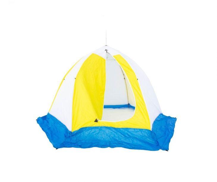 Палатка СТЭК 3-местная дышащая ELITE 2,6*1,6