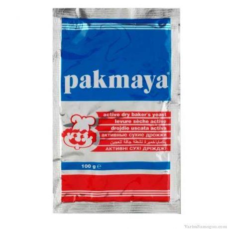 "Спиртовые дрожжи ""Pakmaya"", 100 гр"
