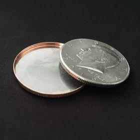 Shimmed Expanded Shell (Half Dollar)