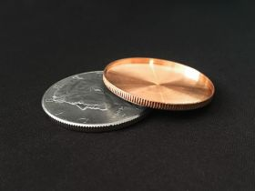 Expanded Shell (Half Dollar)