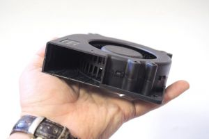 Вентилятор радиальный (центробежный) 120х120х32мм 12В