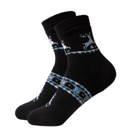 Детские махровые носки С5061 скандинавские
