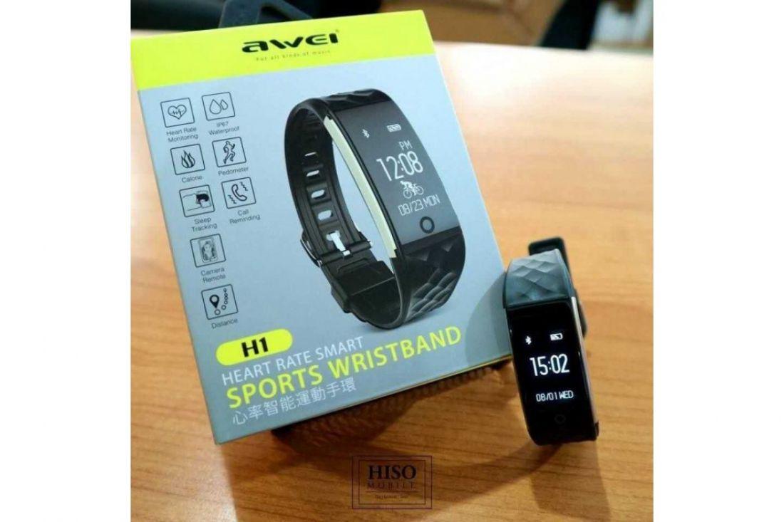 Фитнес-браслет Awei H1