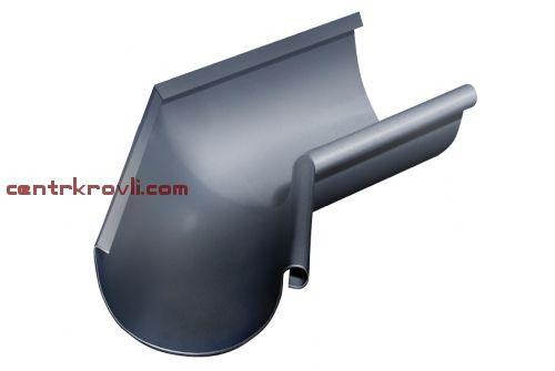 Угол желоба внутренний 135 гр 125 мм
