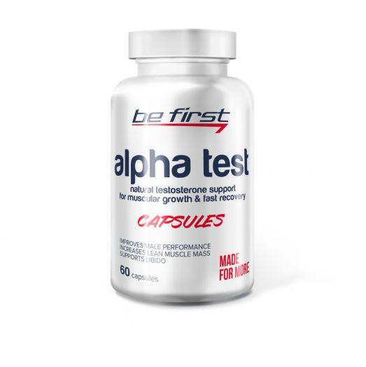 Be First - Alpha test