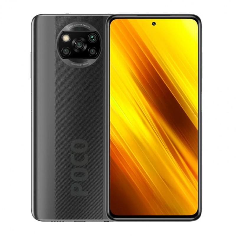 Смартфон Xiaomi Pocophone X3 6/64 Gb Черный