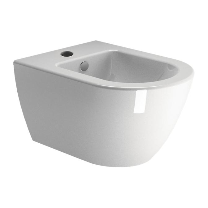 Подвесное керамическое биде GSI Norm 86641 ФОТО