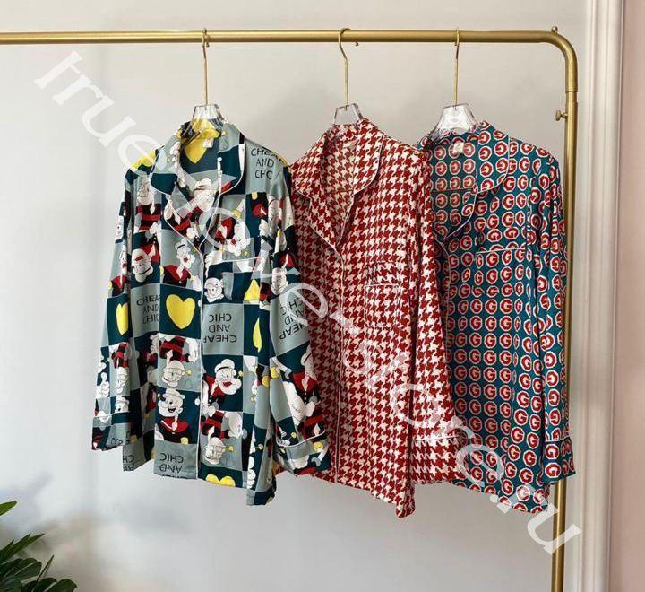 720194-2- Цена за 2 шт, Пижама двойка VS Орнамент (L,XL)