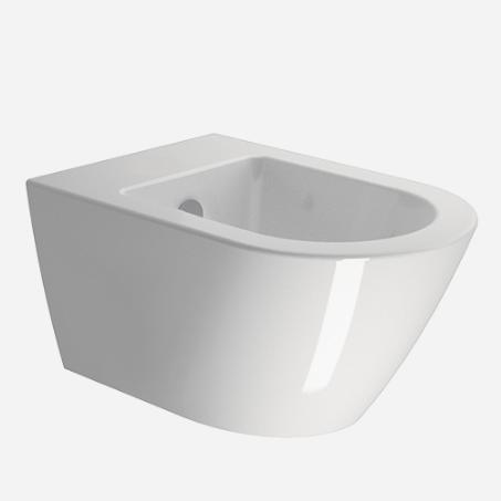 Подвесное керамическое биде GSI Sand 94641 50х36 ФОТО