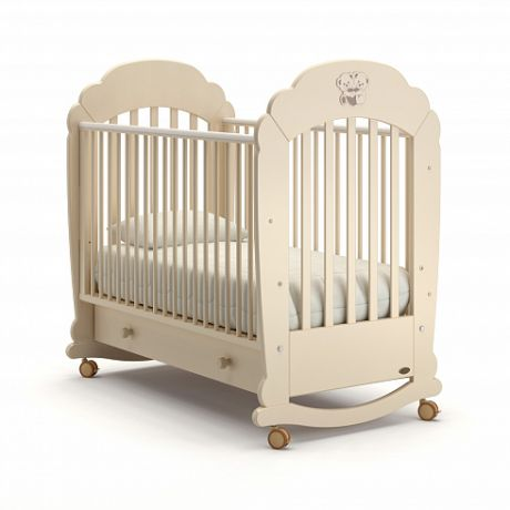Детская кровать Nuovita Parte dondolo