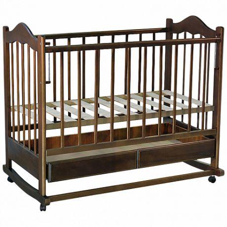 """Кровать детская """"Кира 1"""" качалка"""