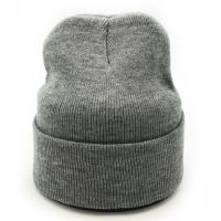 Теплая шапка унисекс