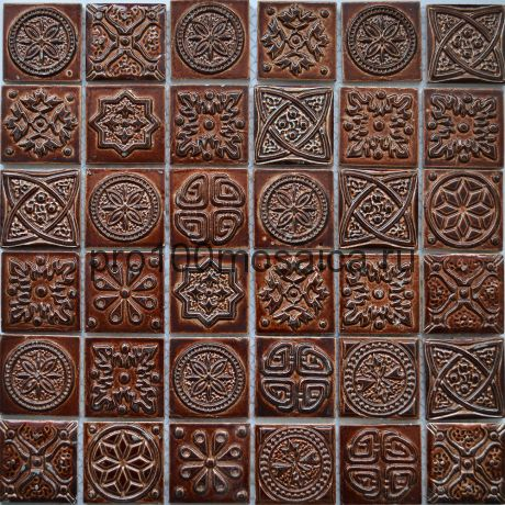 KG4801 керамика. Мозаика серия EXCLUSIVE, 300*300*6 мм (КерамоГраД)