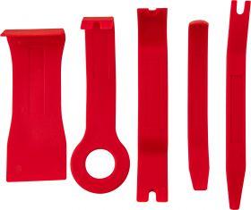 AURTS5 Набор приспособлений для демонтажа декоративных панелей салона автомобиля, 5 предметов